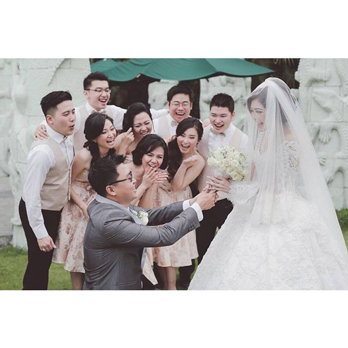 The Wedding of Galan & Widya by All Occasions Wedding Planner - 004
