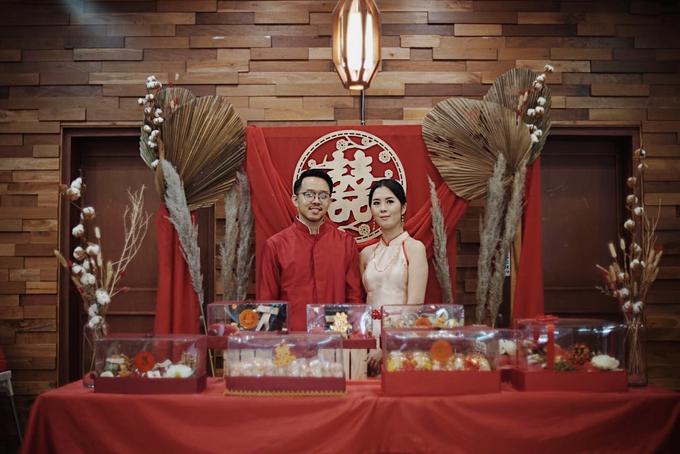 Rustic Sangjit Kevin dan Adeline by Wedding by Renjana - 006