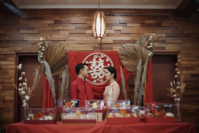 Rustic Sangjit Kevin dan Adeline by Wedding by Renjana - 012