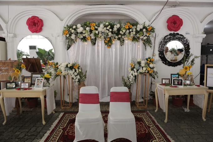 Syukuran Pamela & Rudi - Bastile Felita by Wedding by Renjana - 001