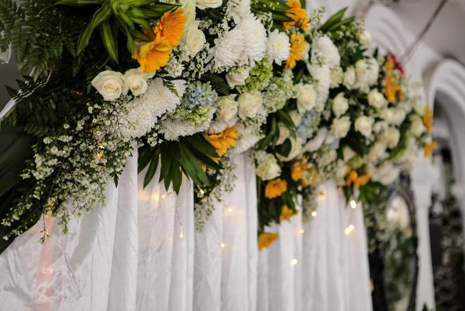 Syukuran Pamela & Rudi - Bastile Felita by Wedding by Renjana - 005