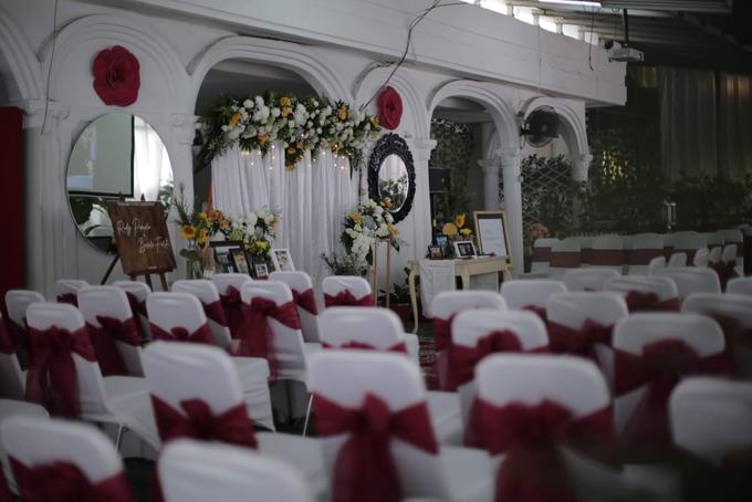 Syukuran Pamela & Rudi - Bastile Felita by Wedding by Renjana - 006
