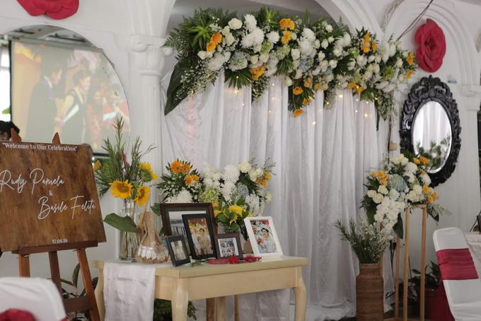 Syukuran Pamela & Rudi - Bastile Felita by Wedding by Renjana - 010