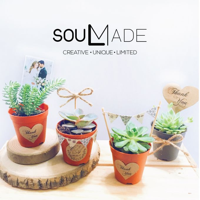 Mini Plant Pot by Soulmade Design - 001