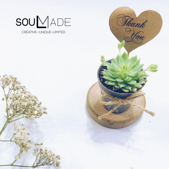 Mini Plant Pot by Soulmade Design - 002