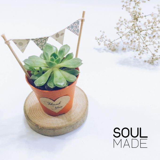 Mini Plant Pot by Soulmade Design - 003