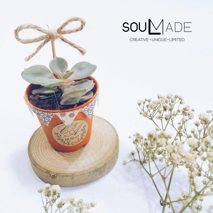 Mini Plant Pot by Soulmade Design - 005