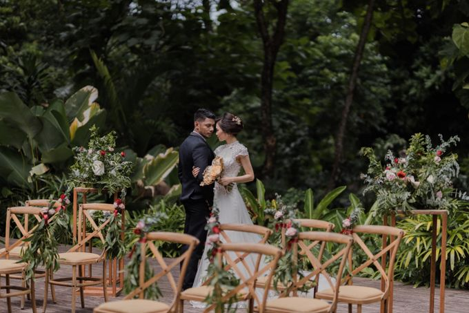 Wedding at Plataran Canggu 2020 by Plataran Indonesia - 019