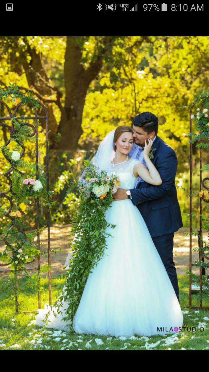Fall 2015 Wedding Tanya & Moses by Esmae Event Floral Design - 009