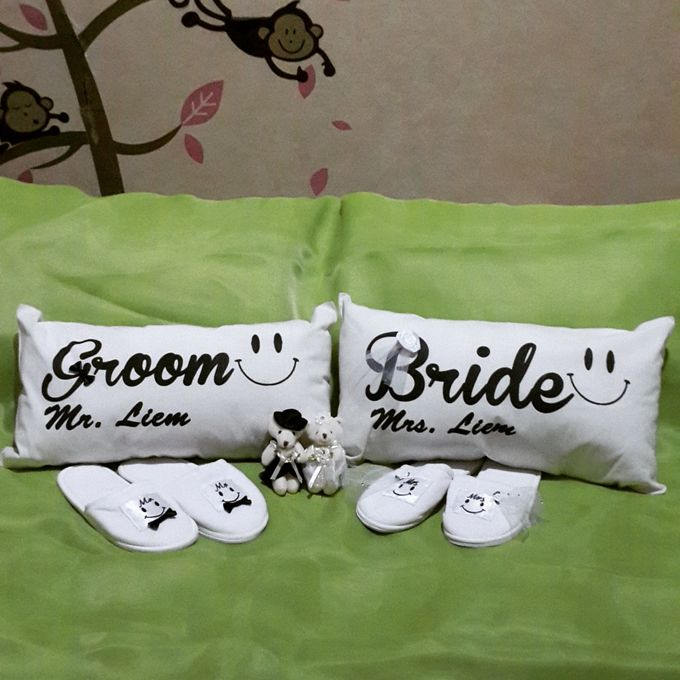 Wedding Pillow by Sweetlovecollection - 037