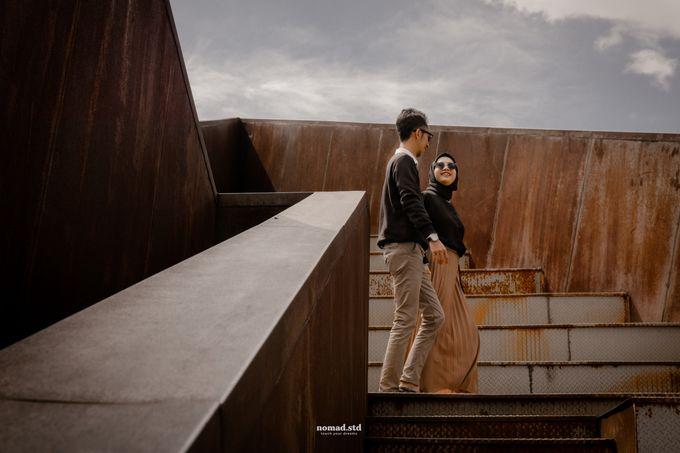 Prewedding Muti & Prima by Nomad.std - 016