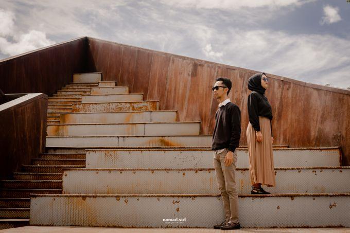 Prewedding Muti & Prima by Nomad.std - 017
