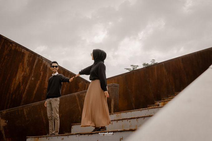 Prewedding Muti & Prima by Nomad.std - 021