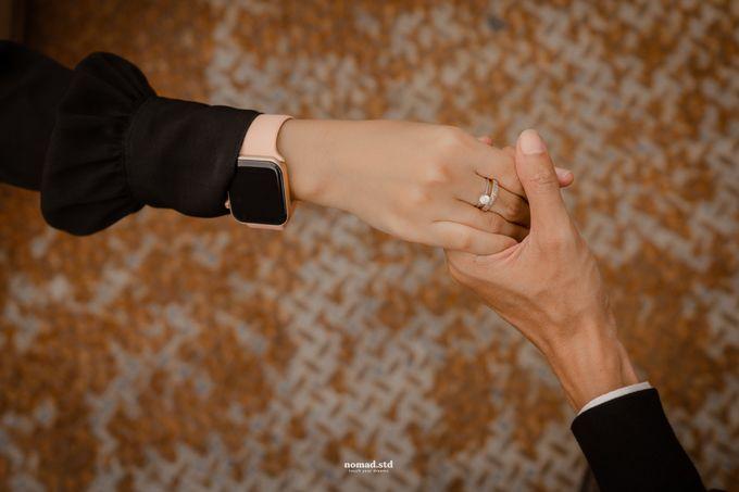 Prewedding Muti & Prima by Nomad.std - 022