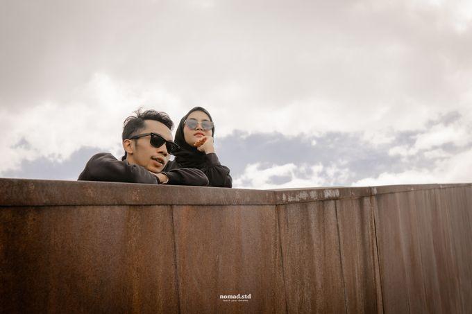 Prewedding Muti & Prima by Nomad.std - 025