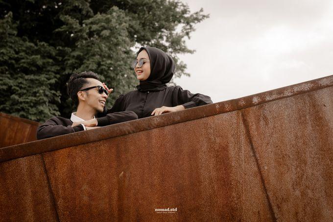Prewedding Muti & Prima by Nomad.std - 027