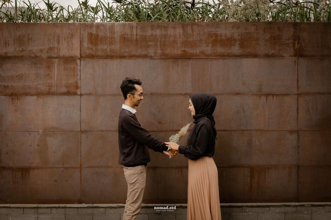 Prewedding Muti & Prima by Nomad.std - 030