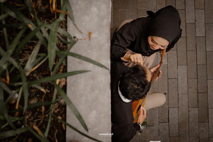 Prewedding Muti & Prima by Nomad.std - 032