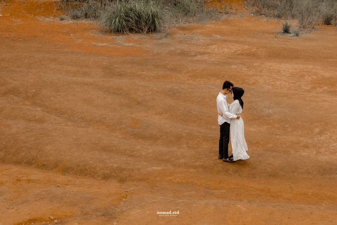 Prewedding Muti & Prima by Nomad.std - 042