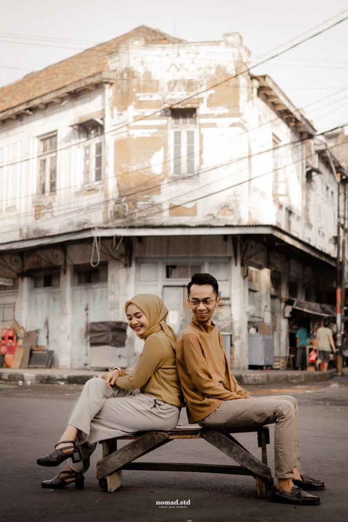 Prewedding Muti & Prima by Nomad.std - 002