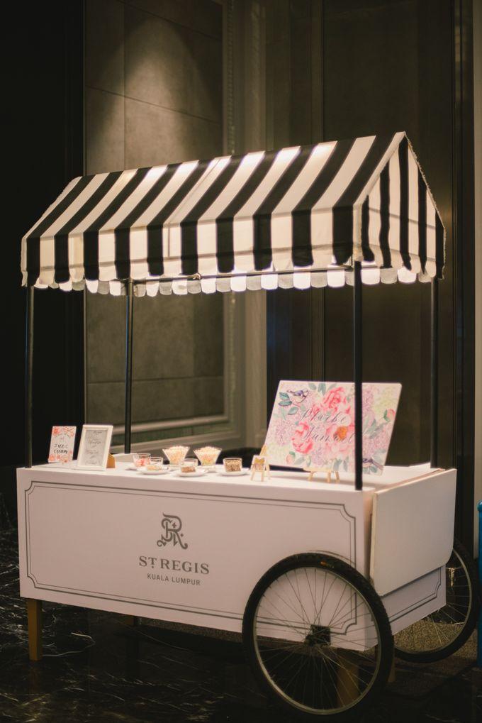 Wedding Events - Ice Cream Cart & Ice Cream by Gold Gild