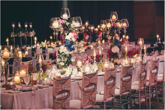Weddings at Mandarin Oriental by Mandarin Oriental, Kuala Lumpur - 003