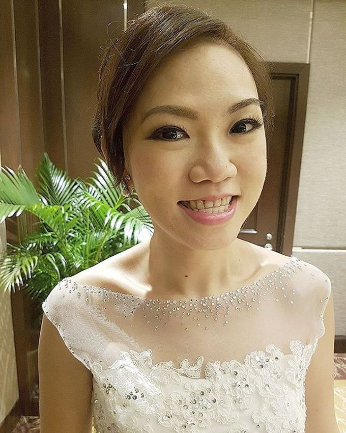 Bridal Makeup and Hairstyle by SueLim & artmakeup - 045