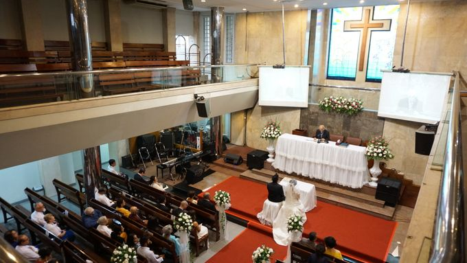 Wedding Of Conrad & Yemima by FIVE Seasons WO - 003