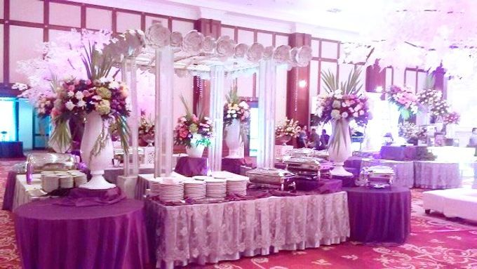 Catering Decoration by Alfabet Catering - 002