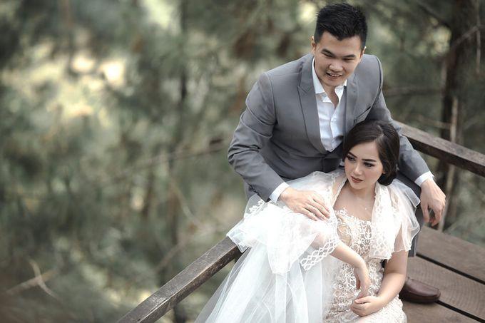 Pre-wedding Makeup by Natasya Putri Makeup Artist - 004