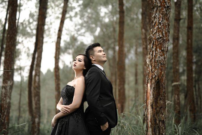 Pre-wedding Makeup by Natasya Putri Makeup Artist - 003