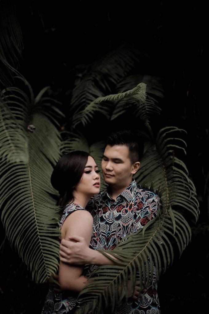 Pre-wedding Makeup by Natasya Putri Makeup Artist - 001