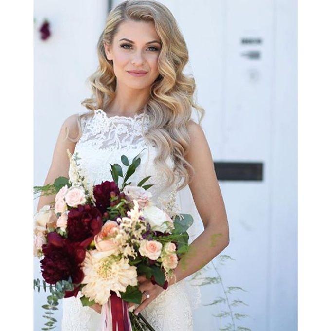 Romantic Wedding by Esmae Event Floral Design - 008