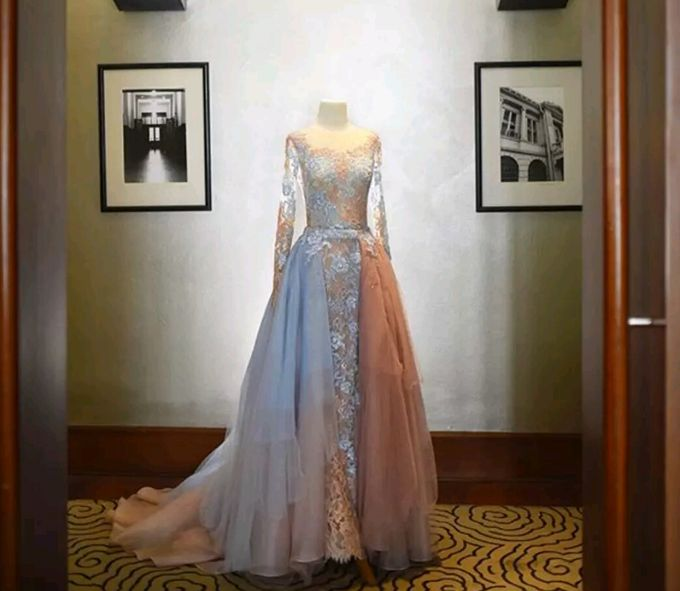 Arina & Therza Wedding Day by FANNY KARTIKA - 001