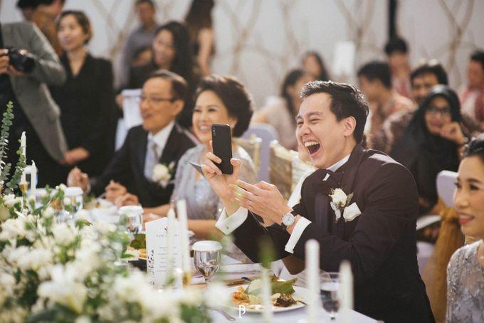 The Wedding of Magga & Elsa by PlanMyDay Wedding Organizer - 006
