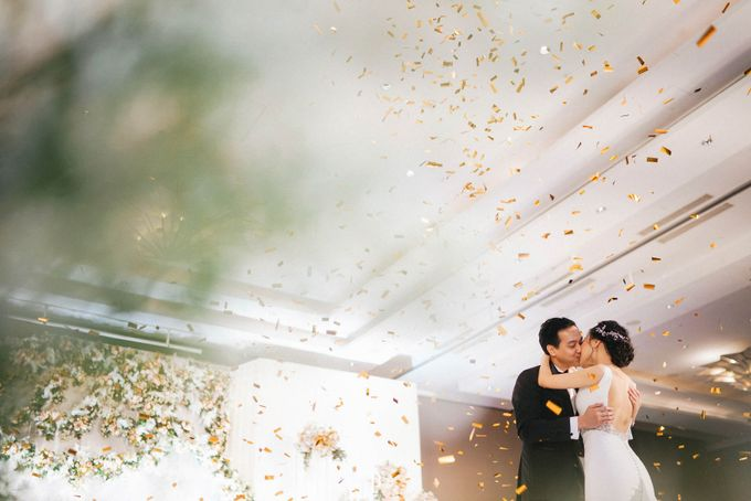 The Wedding of Magga & Elsa by PlanMyDay Wedding Organizer - 008