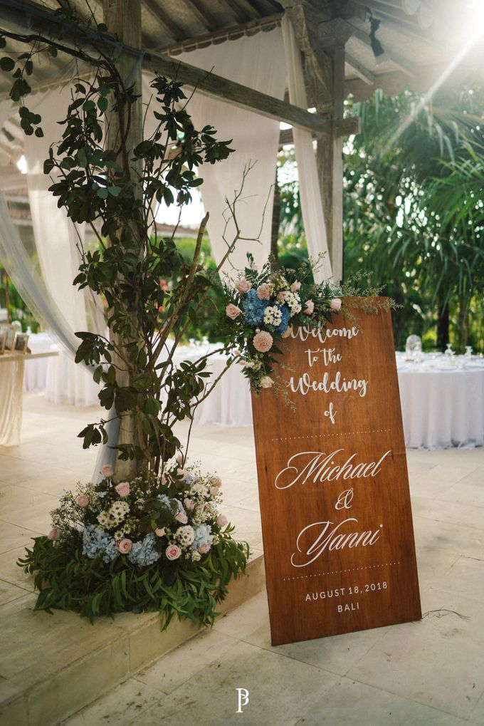 The Wedding of Yanni & Michael by Bali Eve Wedding & Event Planner - 019