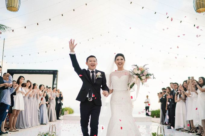 The Wedding of Yanni & Michael by Bali Eve Wedding & Event Planner - 001