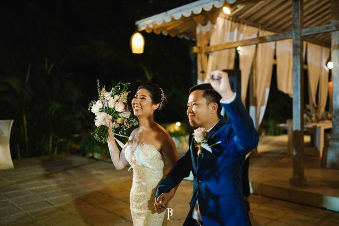 The Wedding of Yanni & Michael by Bali Eve Wedding & Event Planner - 036