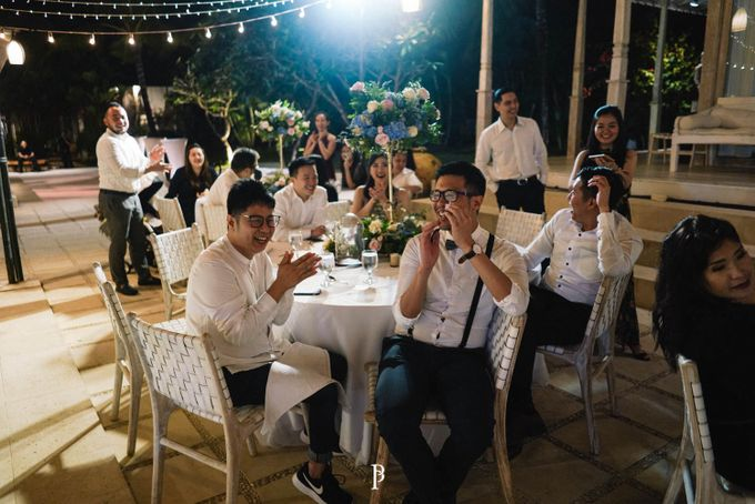 The Wedding of Yanni & Michael by Bali Eve Wedding & Event Planner - 034