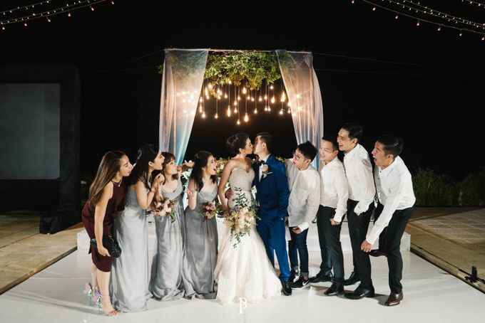 The Wedding of Yanni & Michael by Bali Eve Wedding & Event Planner - 030