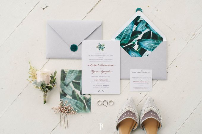 The Wedding of Yanni & Michael by Bali Eve Wedding & Event Planner - 005