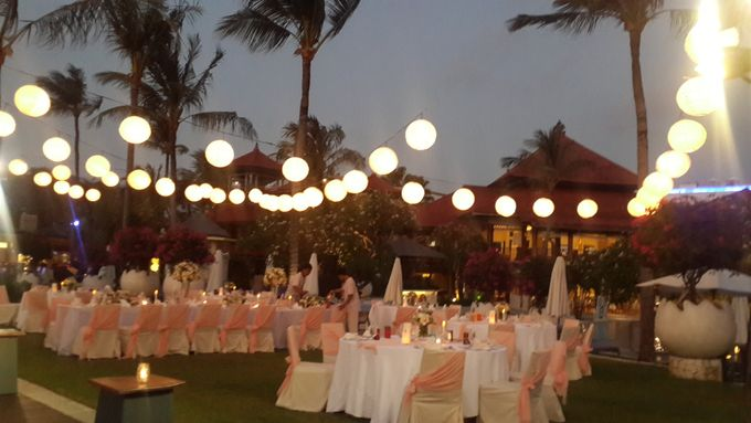 Garden & Beach Wedding by Holiday Inn Resort Baruna Bali - 006