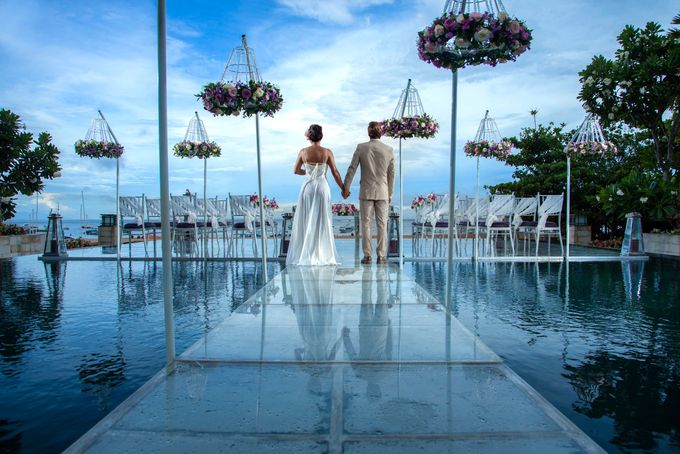 The Sakala Resort Bali Wedding by The Sakala Resort Bali - 004