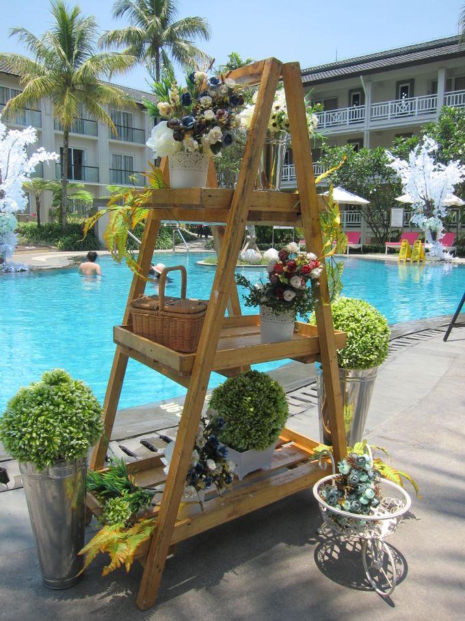 Wedding Decoration By Ratu Decoration by Sheraton Bandung Hotel & Towers - 006