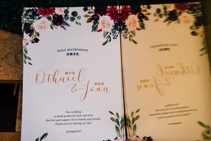 Wedding Collaterals by POPfolio - 003