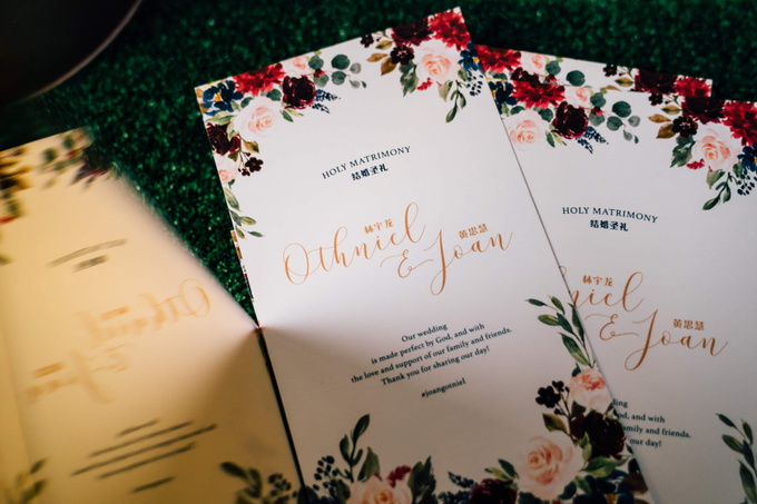 Wedding Collaterals by POPfolio - 002