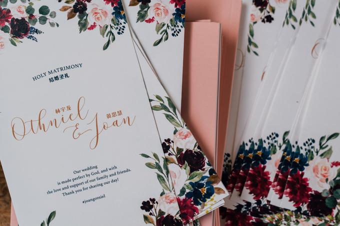 Wedding Collaterals by POPfolio - 001