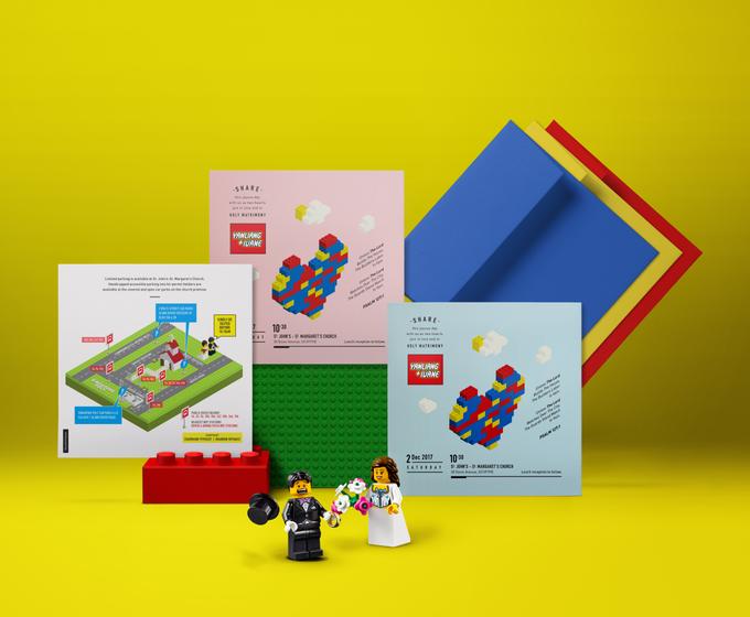 Lego-themed Wedding by POPfolio - 003