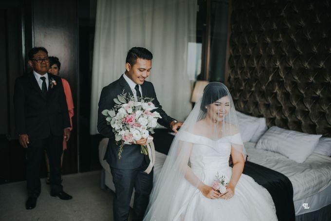 Lia x Steven wedding day by Portlove Studios - 021